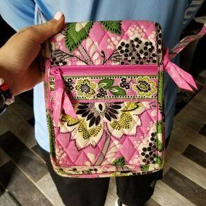 Pink pattern Vera Bradley bag